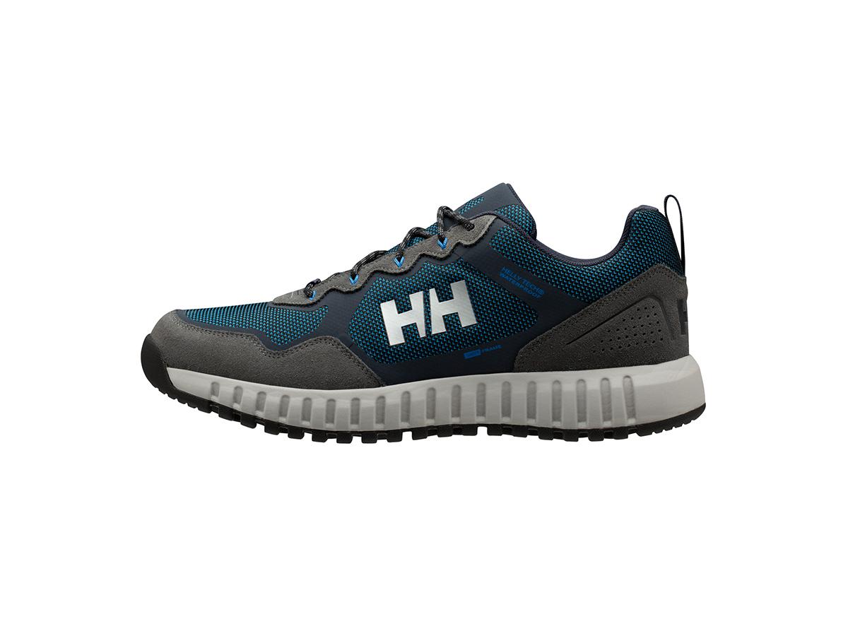 Helly Hansen MONASHEE ULLR LOW HT - SLATE / CHARCOAL / ELECTR - EU 40.5/US 7.5 (11464_983-7.5 )