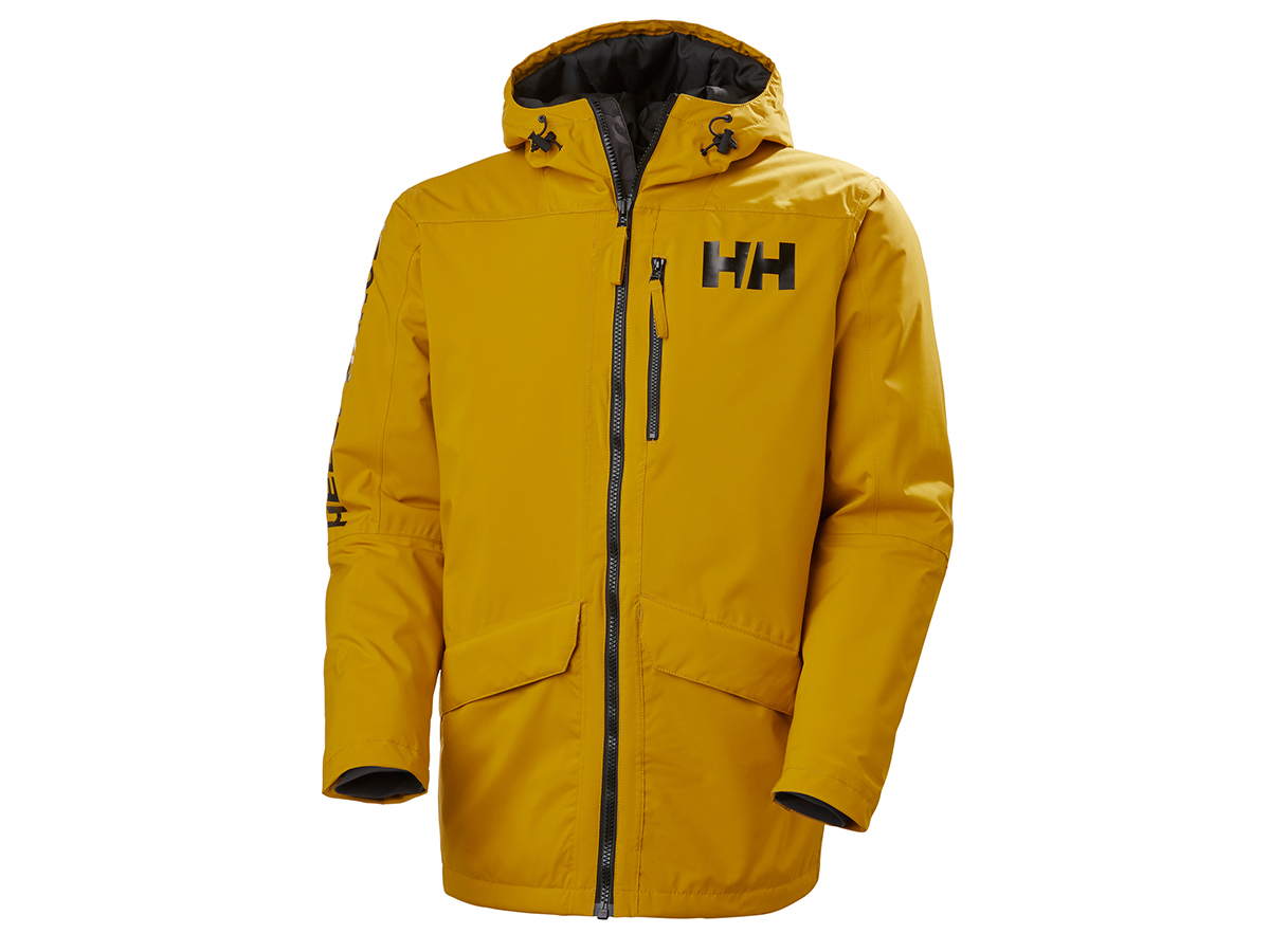 Helly Hansen ACTIVE FALL 2 PARKA - ARROWWOOD - XXL (53325_349-2XL )