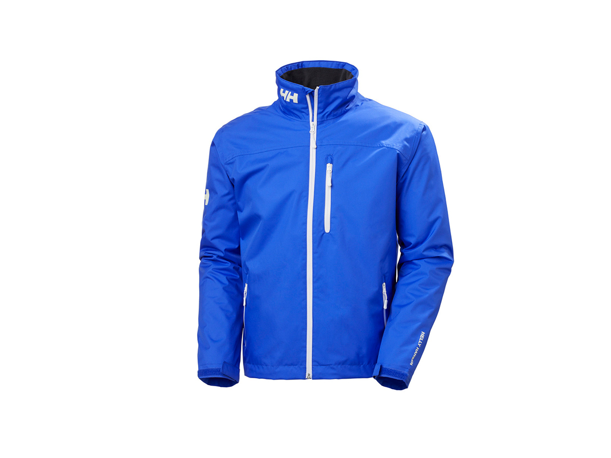 Helly Hansen CREW MIDLAYER JACKET - ROYAL BLUE - XS (30253_514-XS )