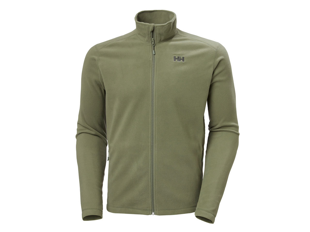 Helly Hansen DAYBREAKER FLEECE JACKET - LAV GREEN - XXXL (51598_421-3XL )