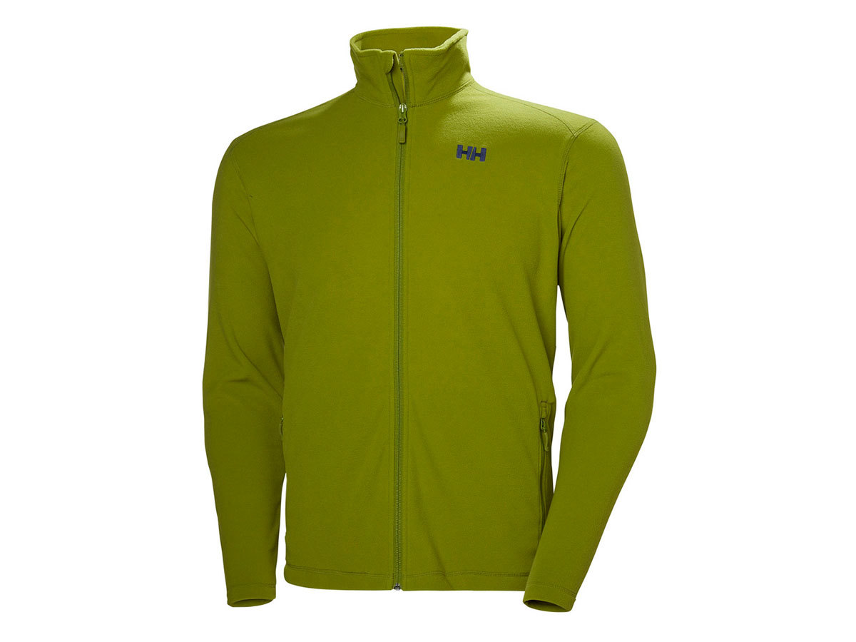 Helly Hansen DAYBREAKER FLEECE JACKET - WOOD GREEN - XXL (51598_407-2XL )