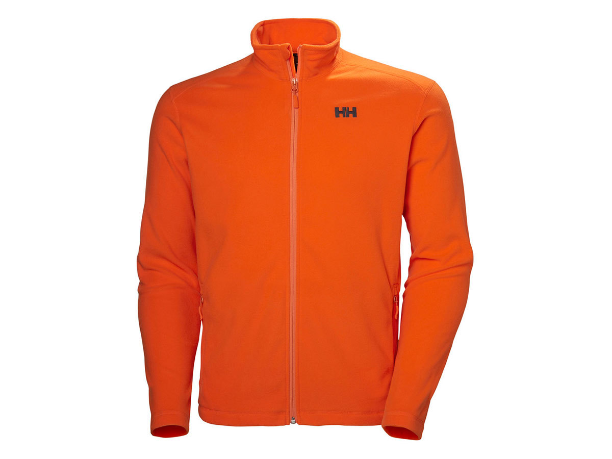 Helly Hansen DAYBREAKER FLEECE JACKET - BRIGHT ORANGE - XXL (51598_226-2XL )