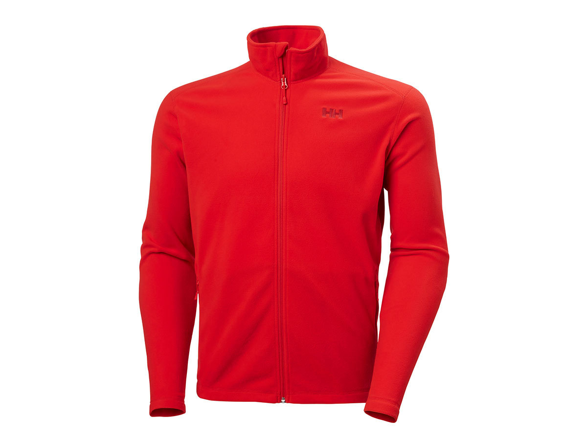 Helly Hansen DAYBREAKER FLEECE JACKET - ALERT RED - L (51598_222-L )