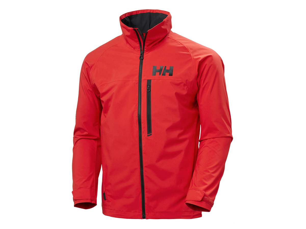 Helly Hansen HP RACING JACKET - ALERT RED - XXL (34040_222-2XL )