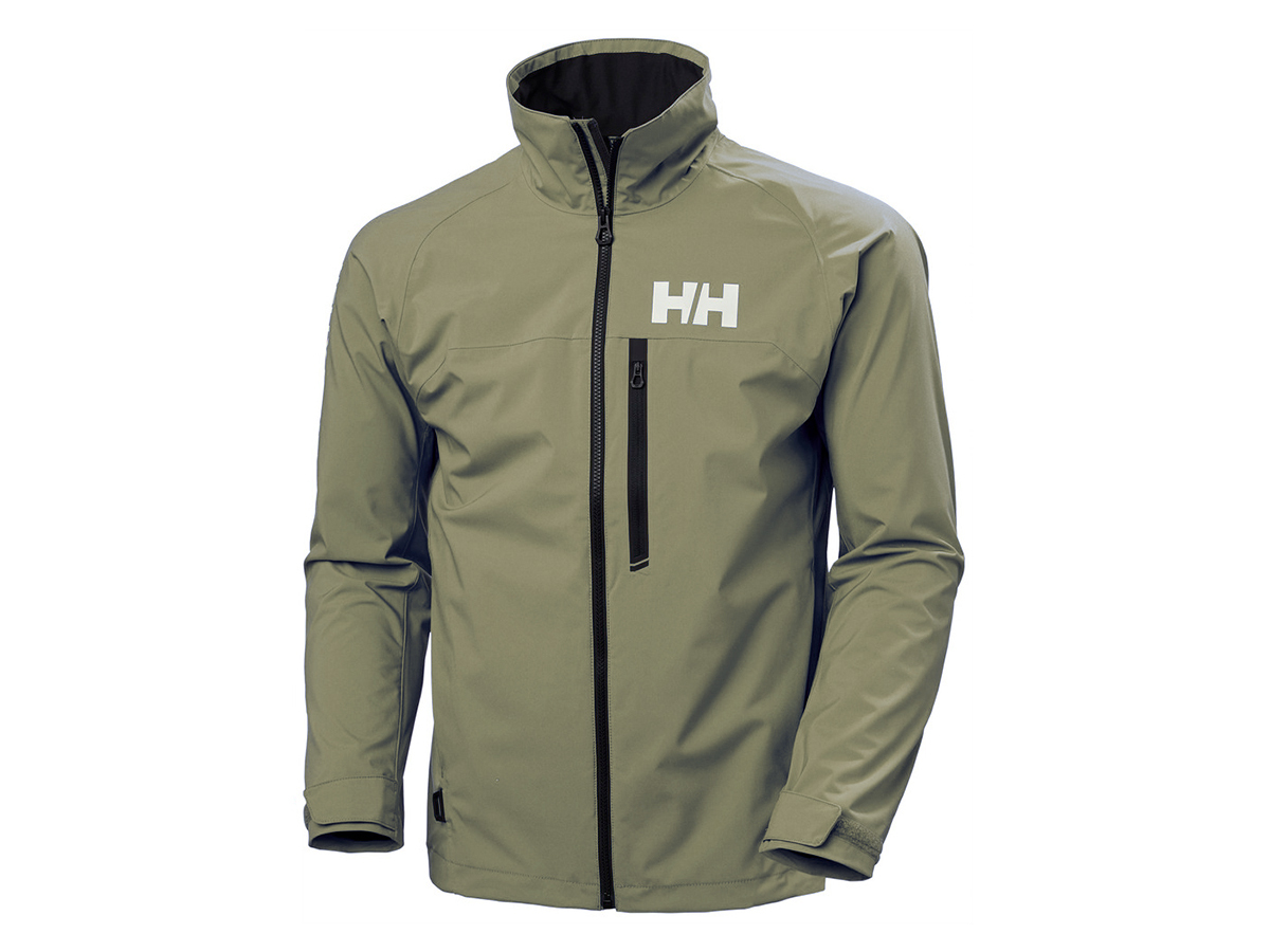 Helly Hansen HP RACING JACKET - LAV GREEN - L (34040_421-L )