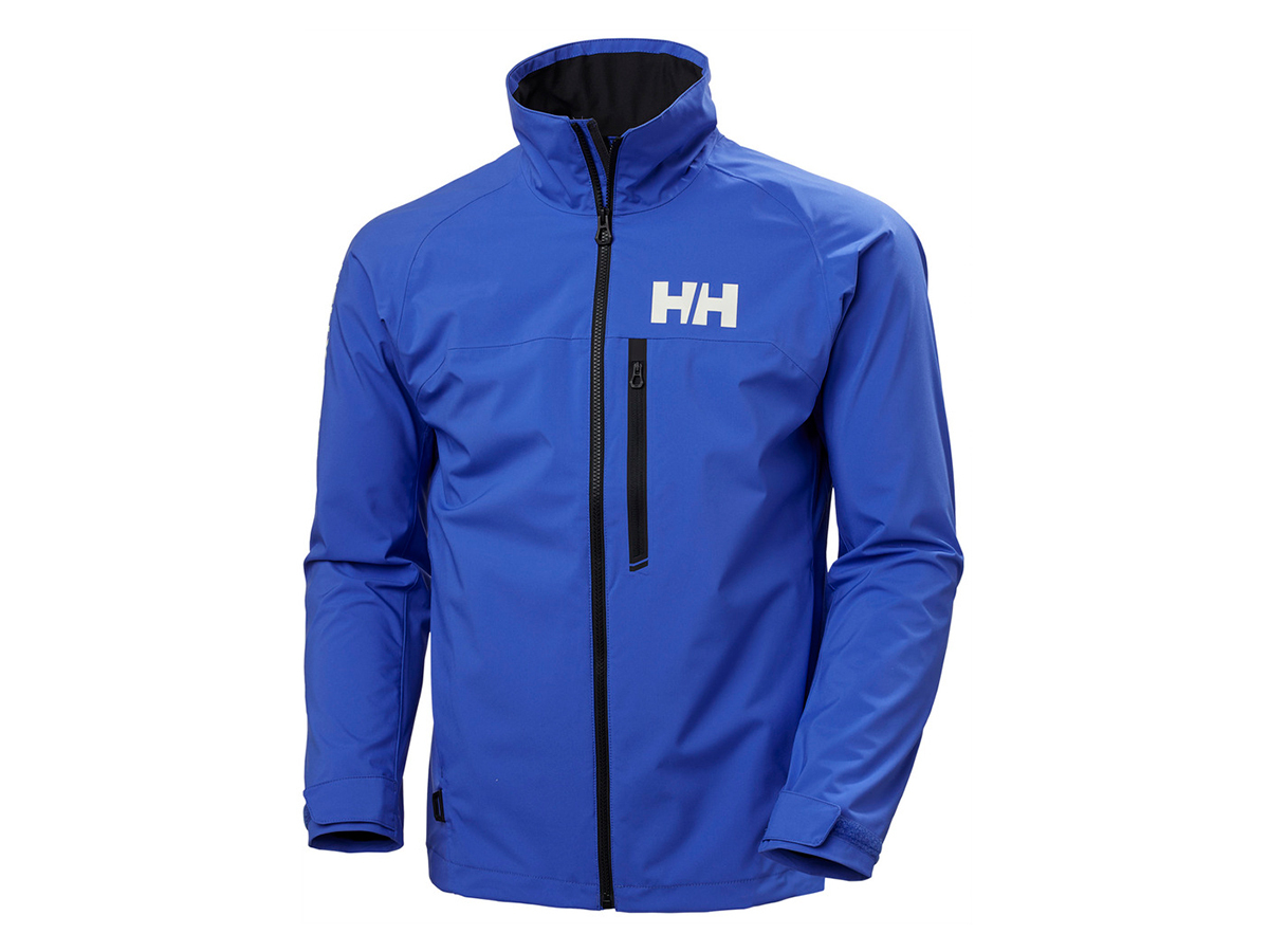 Helly Hansen HP RACING JACKET - ROYAL BLUE - XXL (34040_514-2XL )