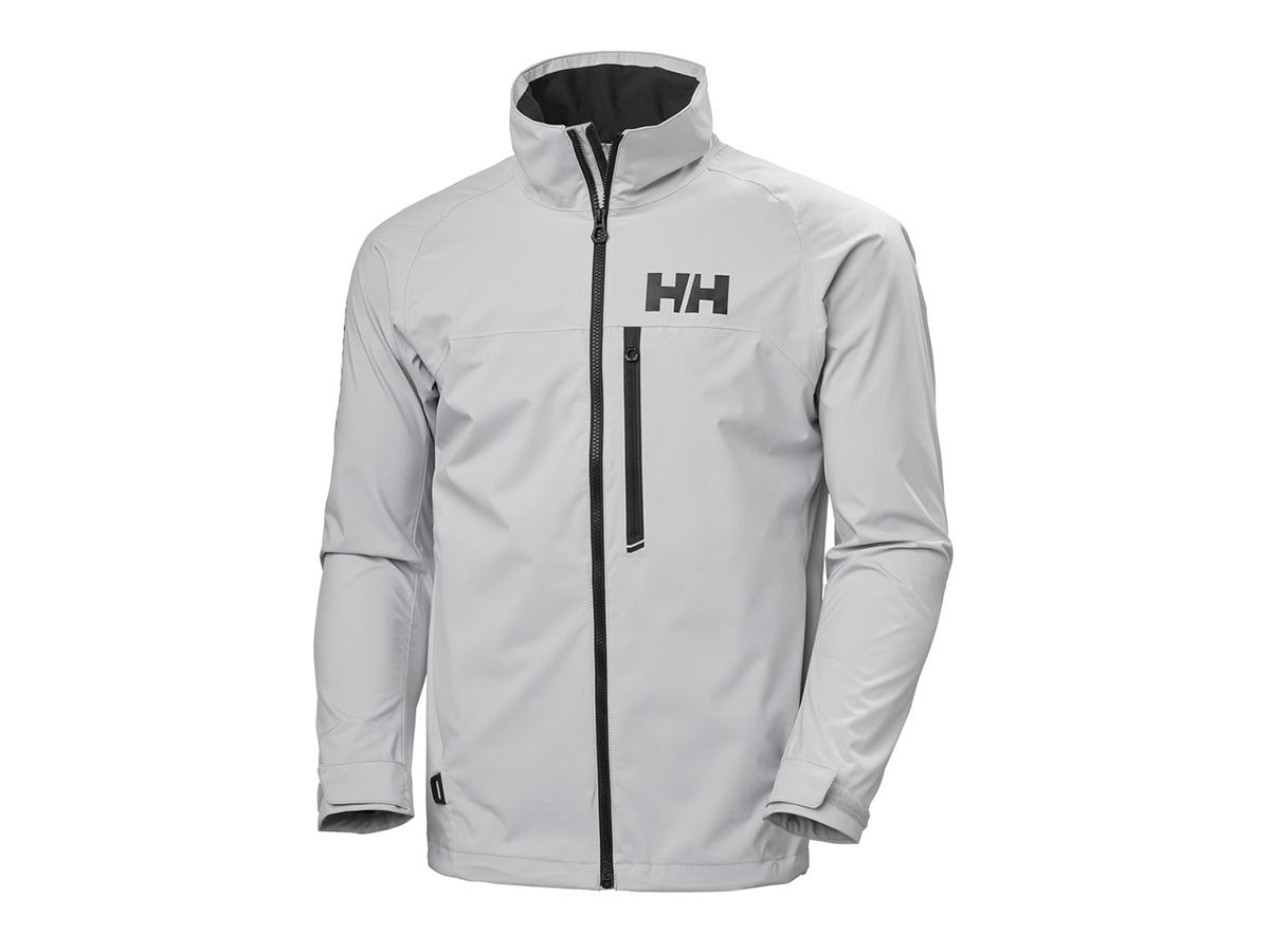 Helly Hansen HP RACING JACKET - GREY FOG - XXL (34040_853-2XL )
