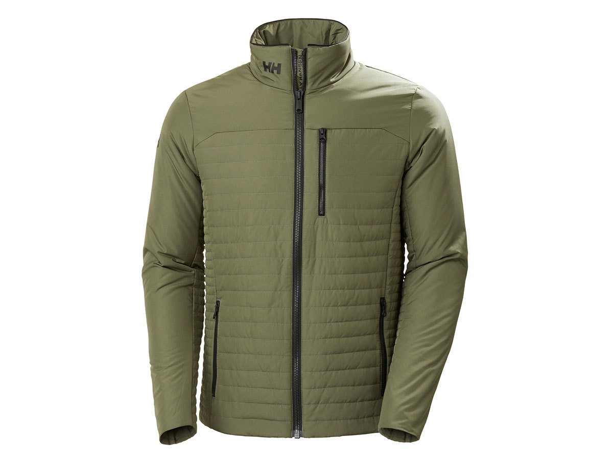 Helly Hansen CREW INSULATOR JACKET - LAV GREEN - XXL (54344_421-2XL )