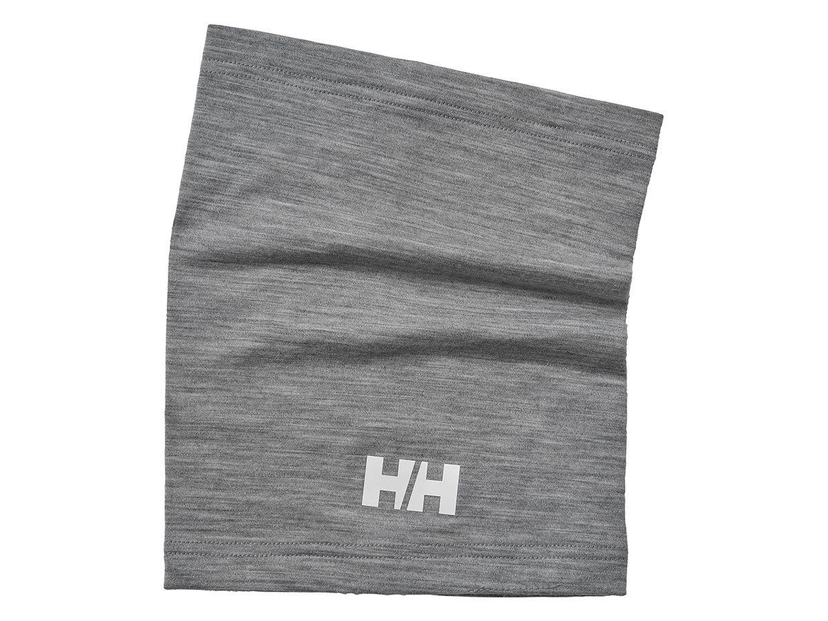Helly Hansen HH MERINO NECK - GREY MELANGE - STD (67306_949-STD ) - AZONNAL ÁTVEHETŐ