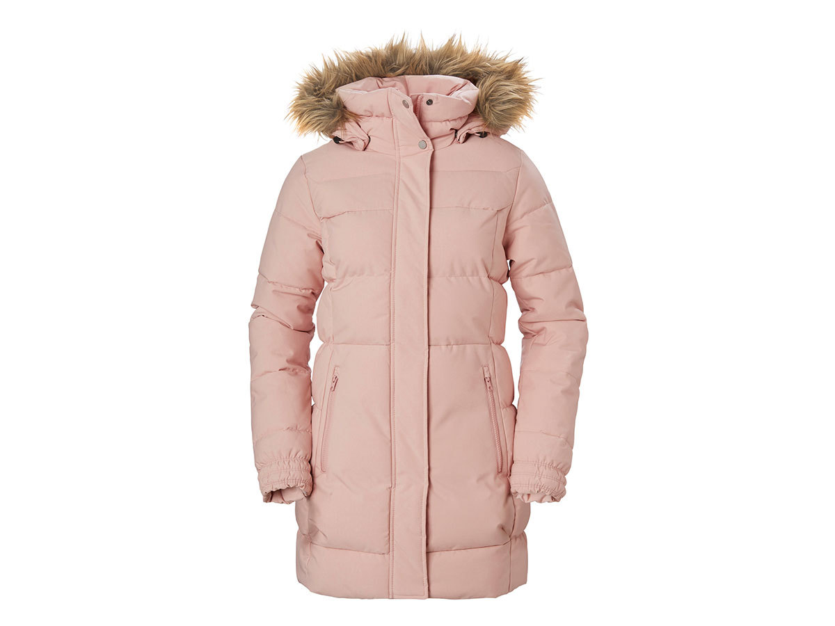 Helly Hansen W BLUME PUFFY PARKA - MISTY ROSE - M (54430_060-M )