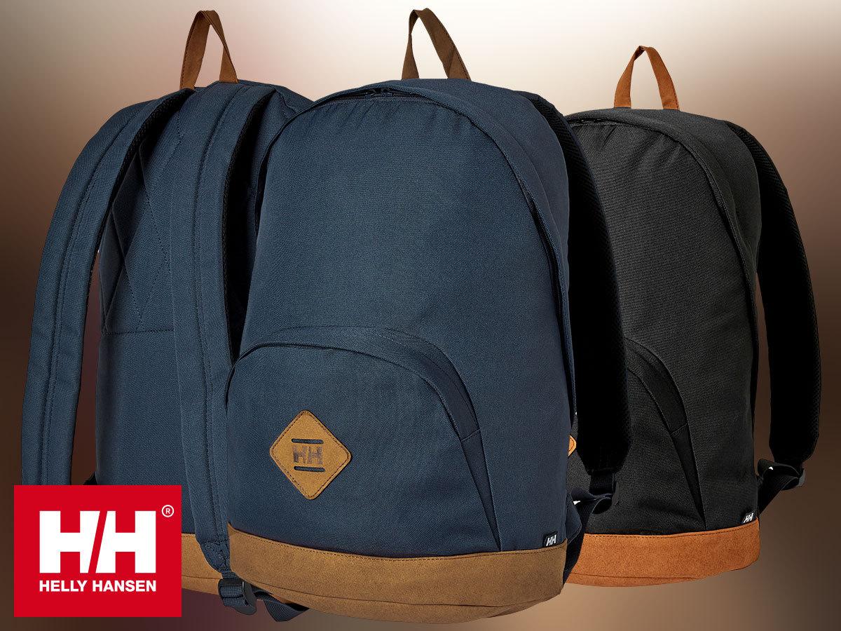 Helly Hansen KITSILANO BACKPACK modern klasszikus városi hátizsák, strapabíró, vízlepergető anyagból