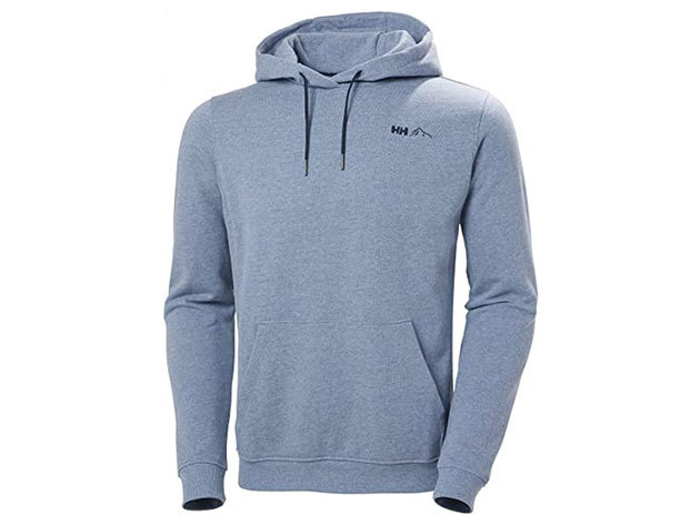 Helly Hansen F2F COTTON HOODIE - MARINE BLUE - XL (62934_581-XL )