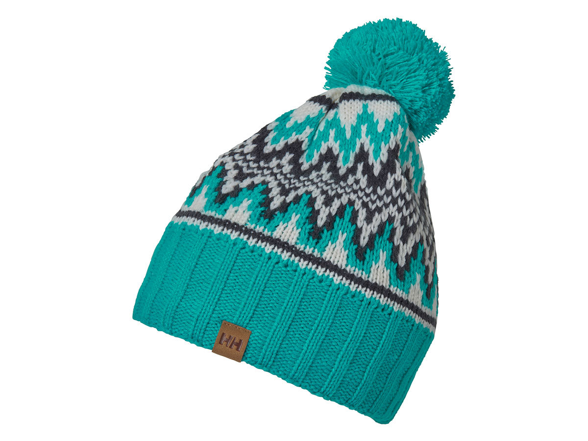 Helly Hansen W POWDER BEANIE - WHITE - STD (67152_001-STD )