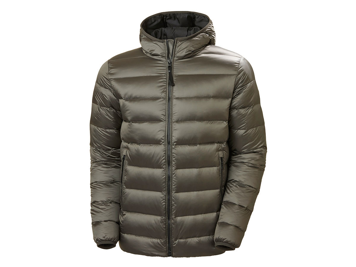 Helly Hansen SVALBARD DOWN JACKET - BELUGA - XL (53493_482-XL )