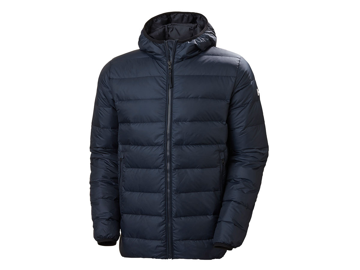 Helly Hansen SVALBARD DOWN JACKET - NAVY - XXL (53493_597-2XL )