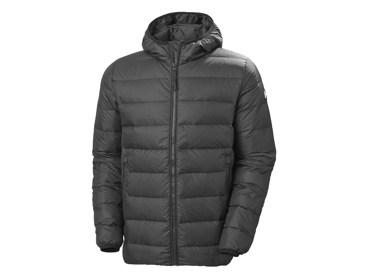 Helly Hansen SVALBARD DOWN JACKET - BLACK - XXL (53493_990-2XL )