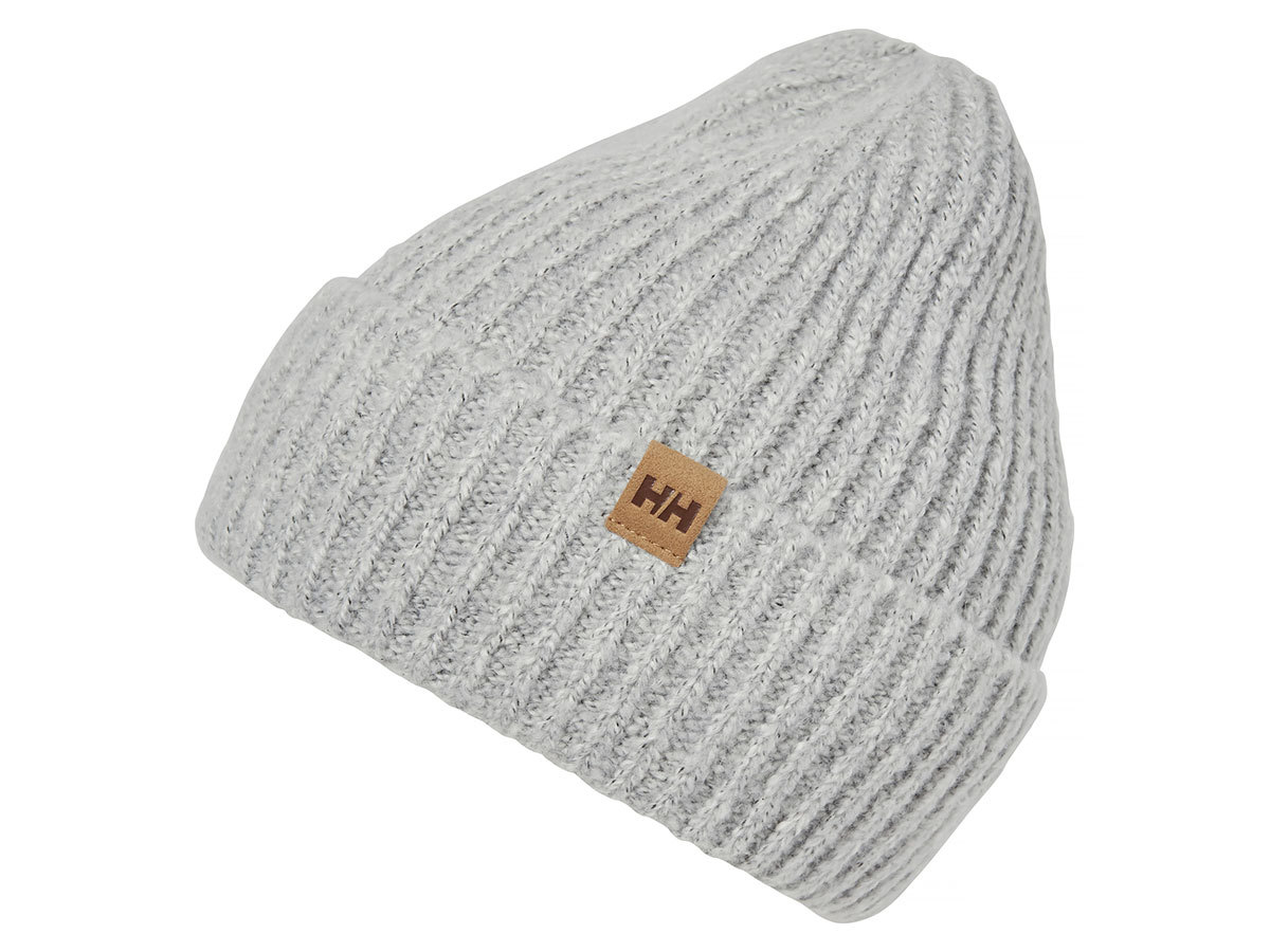 Helly Hansen COZY BEANIE - GREY FOG - STD (67450_853-STD )