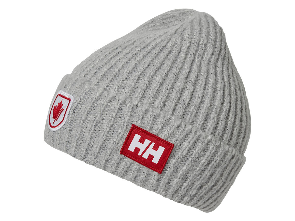 Helly Hansen COZY BEANIE - CAN GREY FOG - STD (67450_811-STD )