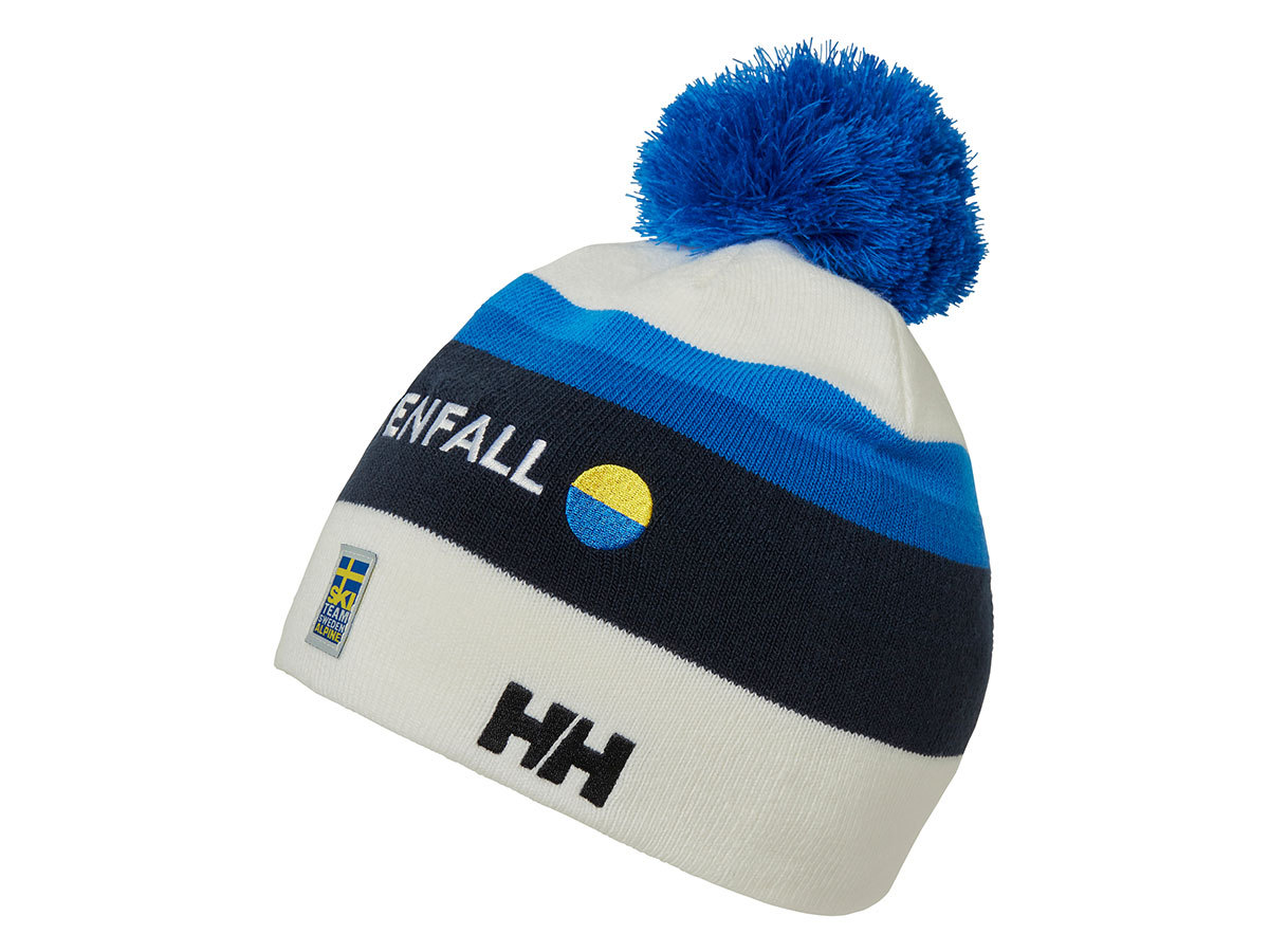 Helly Hansen SKI TEAM BEANIE - WHITE - STD (67449_001-STD )