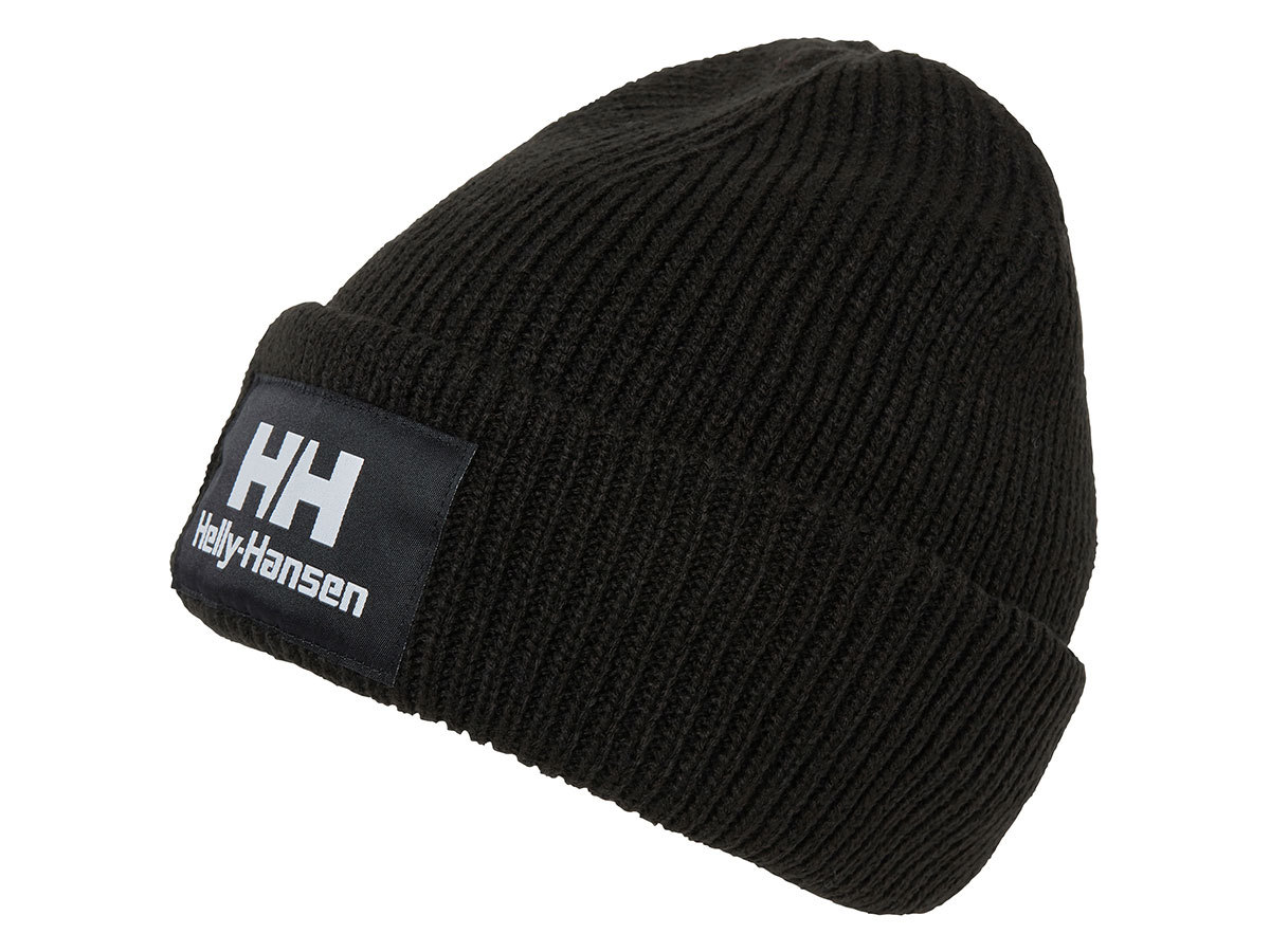 Helly Hansen YU BEANIE - BLACK - STD (53581_990-STD )