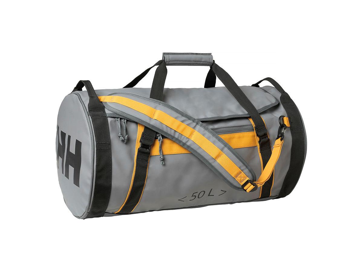 Helly Hansen HH DUFFEL BAG 2 50L - QUIET SHADE - STD (68005_971-STD ) - AZONNAL ÁTVEHETŐ