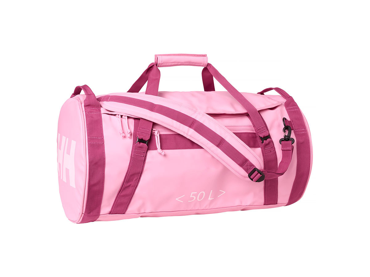 Helly Hansen HH DUFFEL BAG 2 50L - BUBBLEGUM PINK - STD (68005_097-STD )