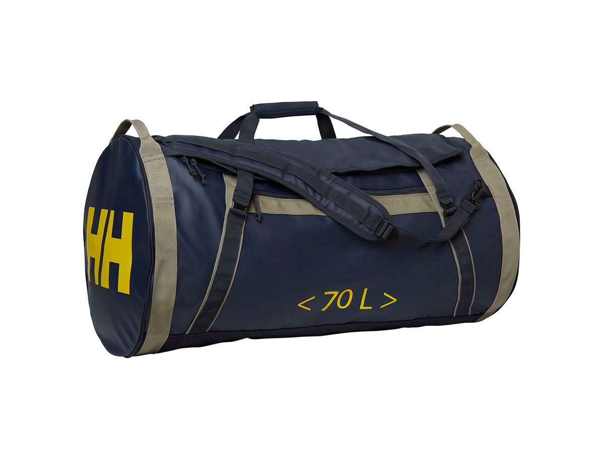 Helly Hansen HH DUFFEL BAG 2 70L - GRAPHITE BLUE - STD (68004_995-STD )