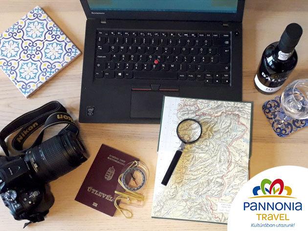 """""""Képzeletbeli élményutazások"""" élő online utazási előadássorozat, mely elkalauzol minket számos csodás tájra, idegenvezetők segítségével"""