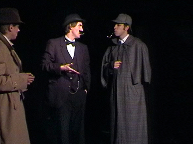 3 effektív detektív színházjegy (2013.03.17)