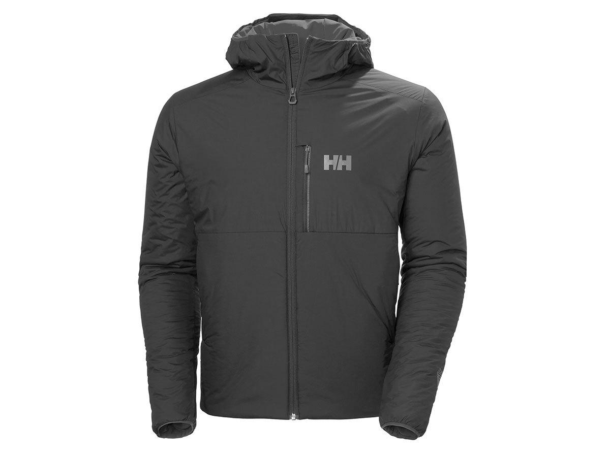 Helly Hansen ODIN STRETCH HOODED INSULATOR - BLACK - L (62833_991-L )
