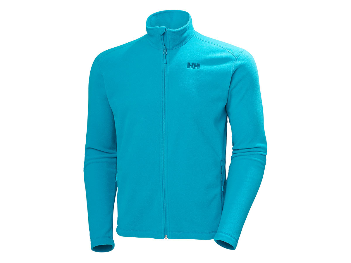 Helly Hansen DAYBREAKER FLEECE JACKET - CARIBBEAN SEA - L (51598_649-L )