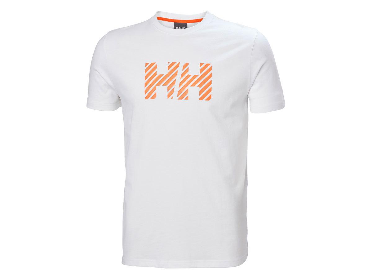 Helly Hansen ACTIVE T-SHIRT - WHITE - XXL (53428_001-2XL )