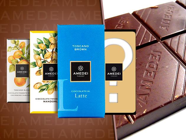 Lepd meg szeretteidet 4 db Amadei csokoládéval 6.200 Ft helyett 4.150 Ft-ért!