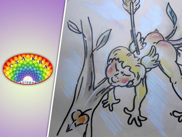 Cupido Csapdája - Nyilvános főpróba és premier a Zöld Macskában!
