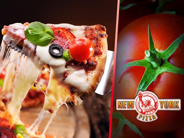 2 db pizza + 1 desszert + 1 db 1 l-es Coca Cola termék elvitellel vagy kiszállítással 2.400 Ft-ért!