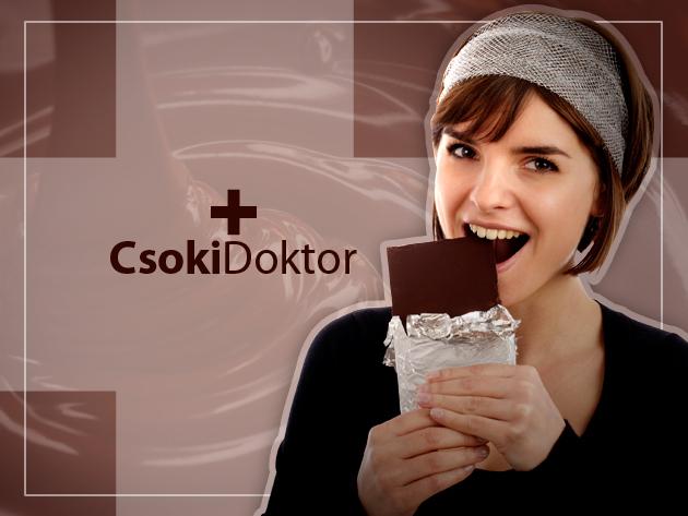 Csokidoktor Huminsavas csokoládé: az igazi ínyencek táplálékkiegészítője.