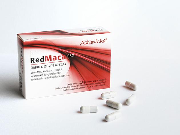 Red MacaPro kapszula (30 db)