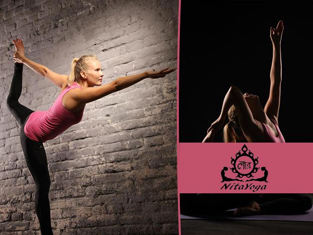 4 alkalmas Hatha Yoga bérlet 5.500 Ft helyett 2.500 Ft-ért a Srí jóga Stúdióban!
