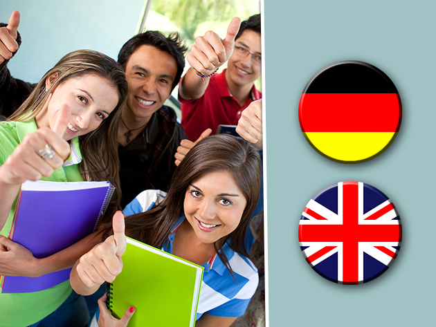 Tanulj angolt vagy németet: 20 órás tanfolyamok 10.900 Ft-ért!