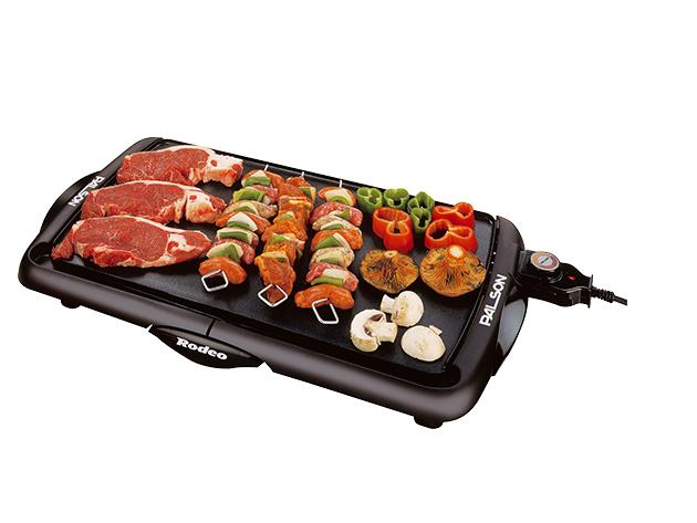 Palson Rodeo 2000W elktromos asztali grill