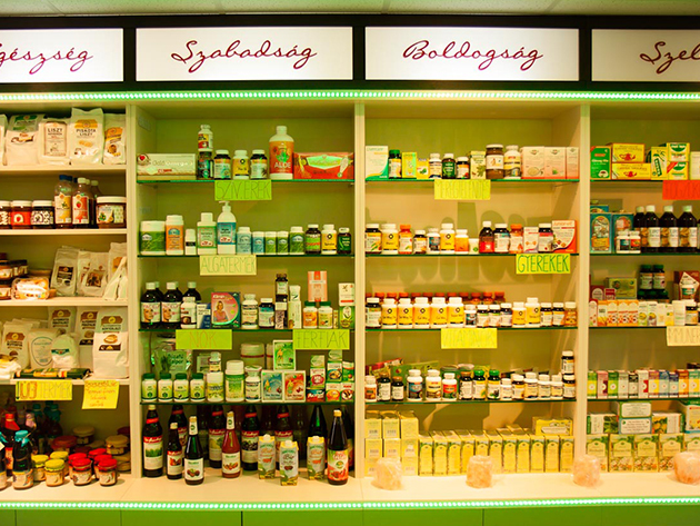 2.000 Ft értékű vásárlási utalvány 1.000 Ft-ért a Herbál mix Biobolt teljes kínálatából