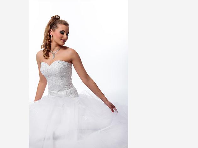SisSi Esküvői Ruha (Kölcsönzés)