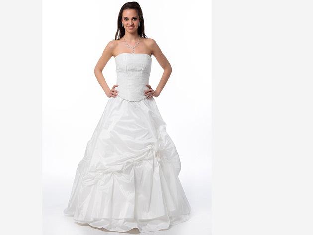 Natalie Esküvői Ruha (Kölcsönzés)