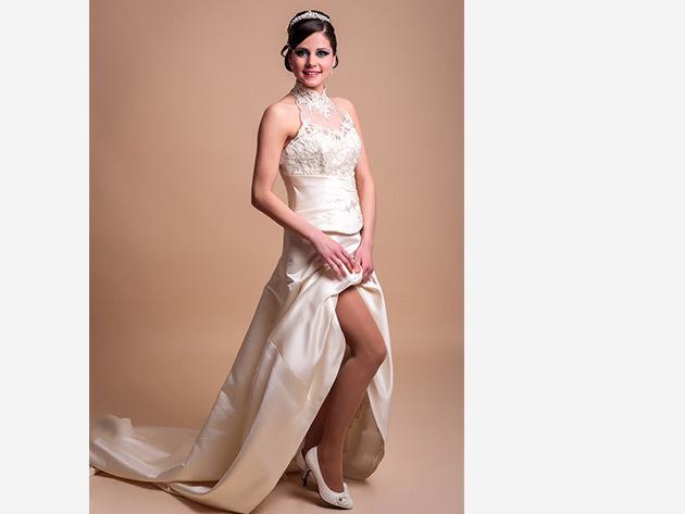 Doncell Esküvői Ruha (Kölcsönzés)