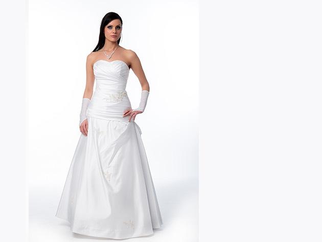 Evelin Esküvői Ruha (Kölcscönzés)