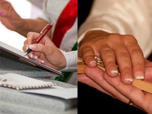 Egy szertartás csomag (polgári, vagy egyházi), most fizetendő előleg: 7815 Ft
