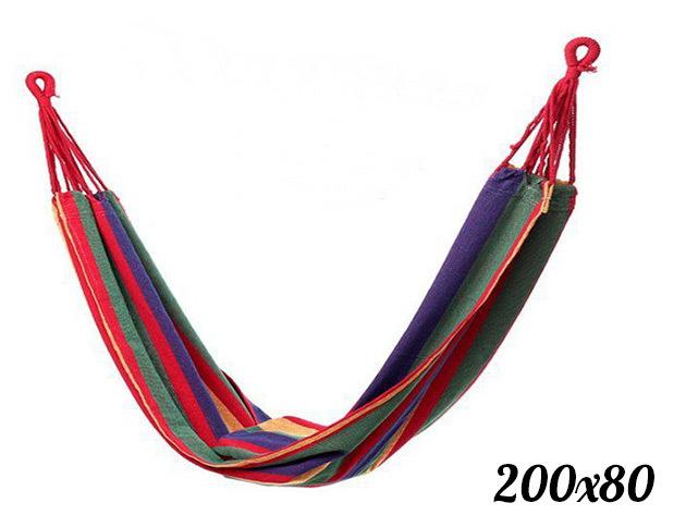 Függőágy, - Pamut - 200*80 cm