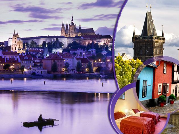 Szállás Prága kertvárosában a Hotel Alexandra***-ban: 4 nap/3 éjszaka/2 fő reggelivel  55.800 Ft helyett 29.990 Ft-ért!