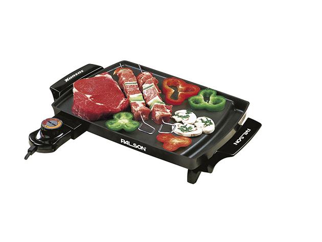 Palson Kansas 1000W elktromos asztali grill
