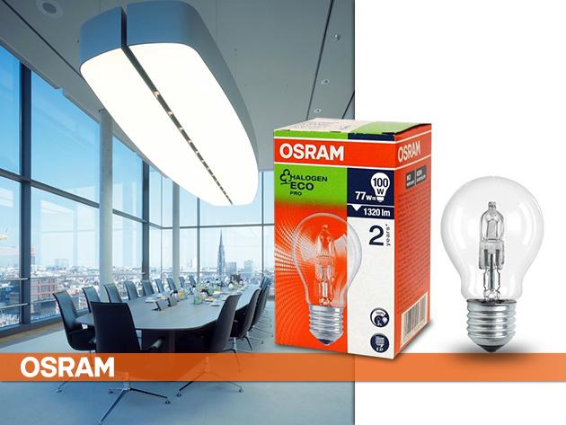 Spórolj a villanyszámlán az OSRAM halogén lámpák segítségével! Vásárolj 5 darabot mindössze 1.990 Ft-ért!